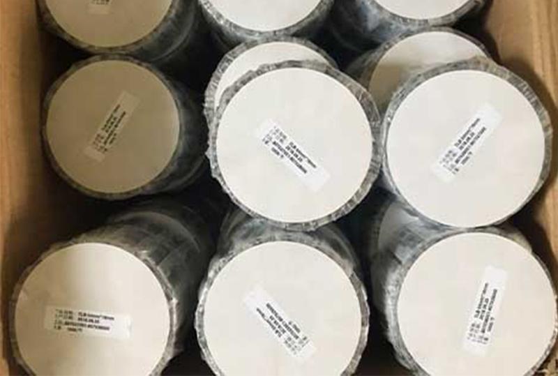 硫化条码标签